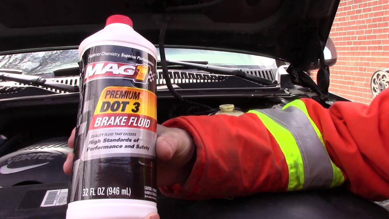 HOW TO DO A BRAKE FLUID FLUSH  YouTube