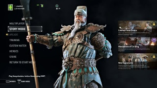For Honor s Eric