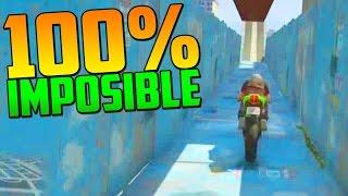 el salto mas imposible del universo gameplay gta 5 online funny moments carrera gta v xbox one