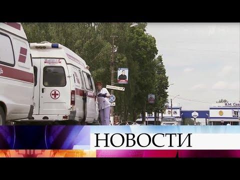 Число пострадавших в результате ЧП на оборонном заводе в Нижегородской области увеличилось до 85.