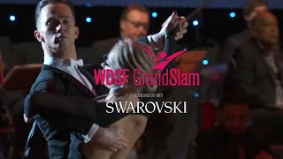 Bucharest Standard - WDSF Grand Slam Series 2019