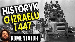 Nieznana Historia Izraela, Tajemnice II Wojny Światowej Roszczenia 447 Just Act - Relacja Komentator