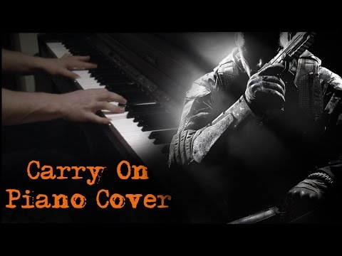 Avenged Sevenfold - Carry On - Piano Cover