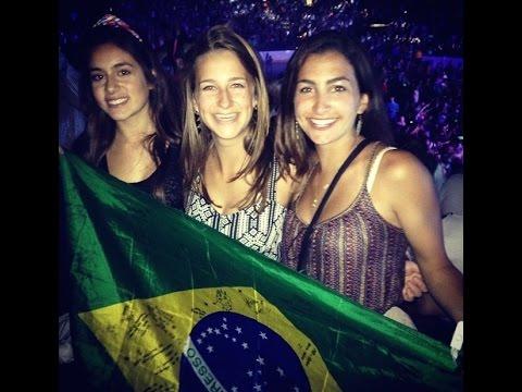 Diário de Intercâmbio #23 - USA vs BRAZIL