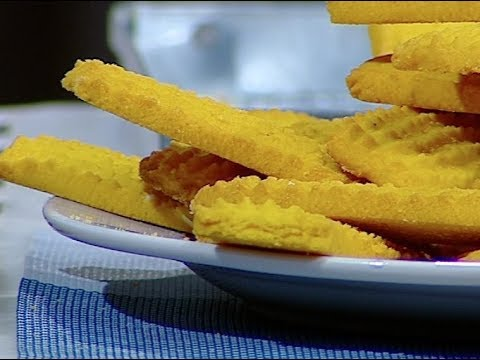 طريقة عمل بسكويت البرتقال وطريقة عمل بسكويت النشادر من الشيف قدرى حلقه حلواني العرب