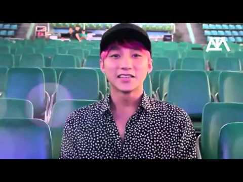 Phỏng vấn Tùng trước lễ trao giải Làn Sóng Xanh