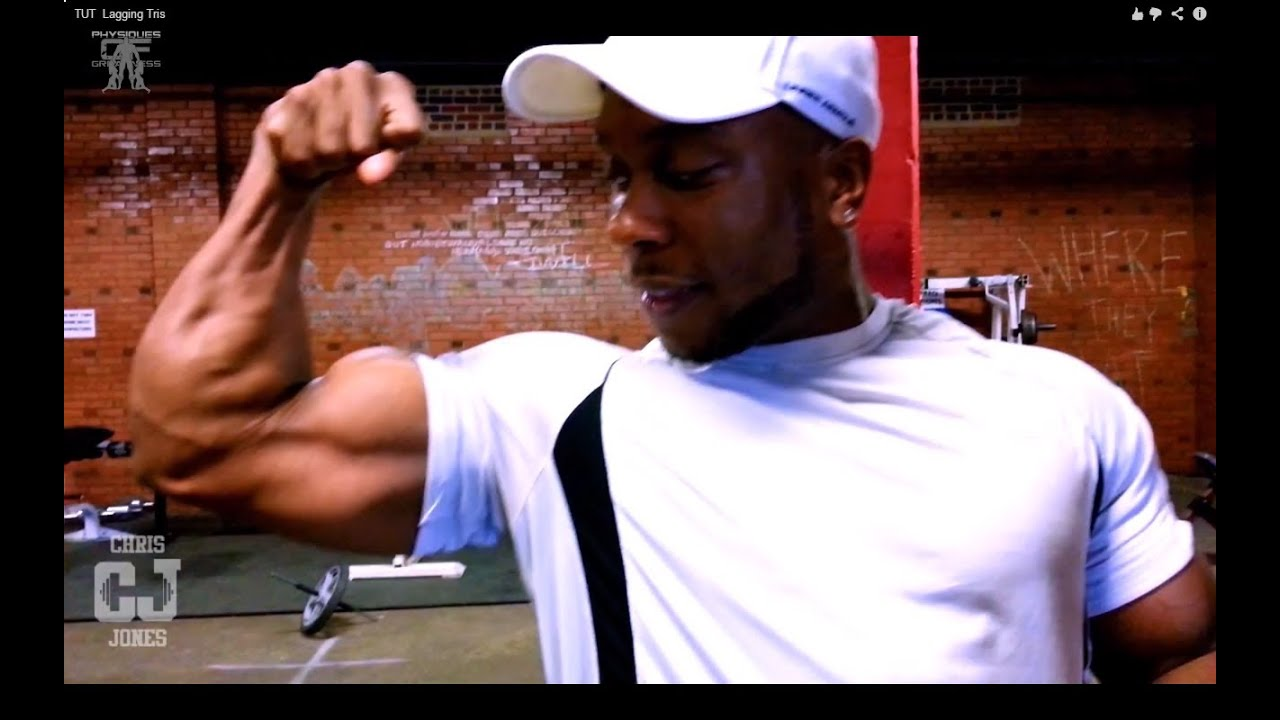 Pog Tips Building Up The Lateral Head Of The Tricep Youtube