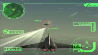 Ace Combat 3: Electrosphere // PS1 // Missão #1
