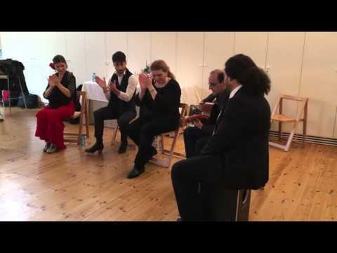 Flamenco/Eventos empresa