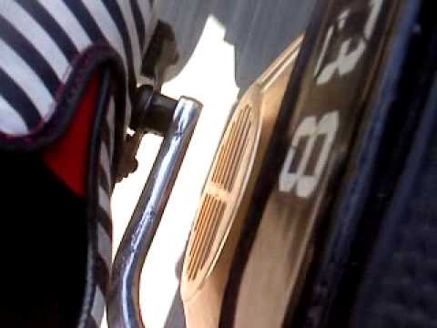 Mystery Baretta moped sound pt. 2