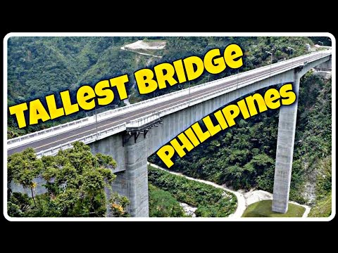 Tallest Bridge in the Philippines (Agas-agas Bridge)