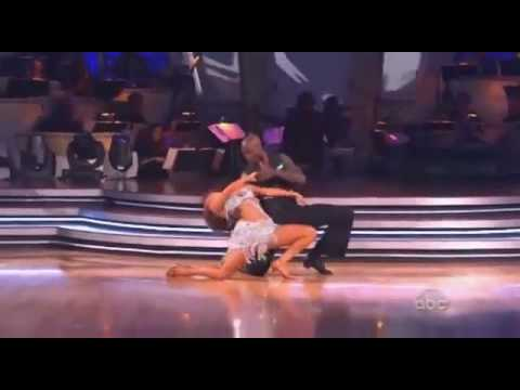 Dancing With The Stars Team GaGa Cha Cha challange