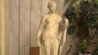 Скульптура в Городском Дворце Творчества Юных, СПб, Концертный Зал Карнавал, Фонтан