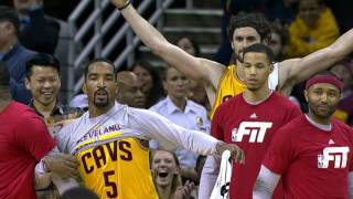 Cleveland Cavaliers' Top 10 Plays of the 2015-2016 Season