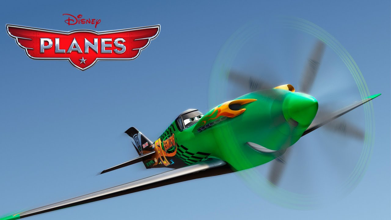 Disney Planes - Ripslinger Doppeldusty - Gameplay - Movie ...