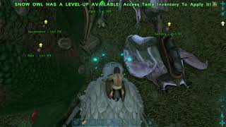 Ark survival live Extinction  episode 10 haching some eggs rated mature