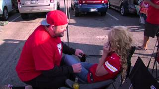 Kansas City Chiefs Fans Attempt to Break Noise Record