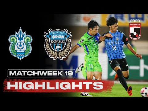 Shonan Kawasaki Frontale Goals And Highlights