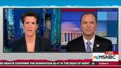 Rep. Schiff on MSNBC's Rachel Maddow Show: If Reports True, General Flynn Should Resign