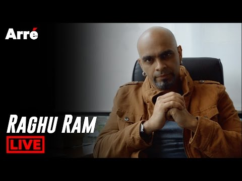 Raghu Ram - Live on Arre