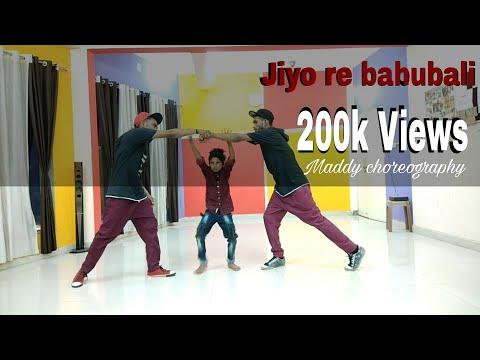Jiyo re bahubali full video song BAHUBALI 2 |567go let's dance| choreographed BY maddy sir*