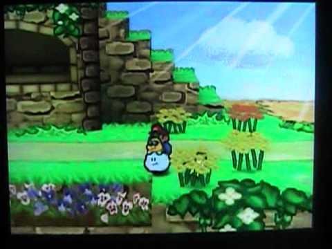 Paper Mario Chapter 6 Dark Days In Flower Fields Part 59 Wishing