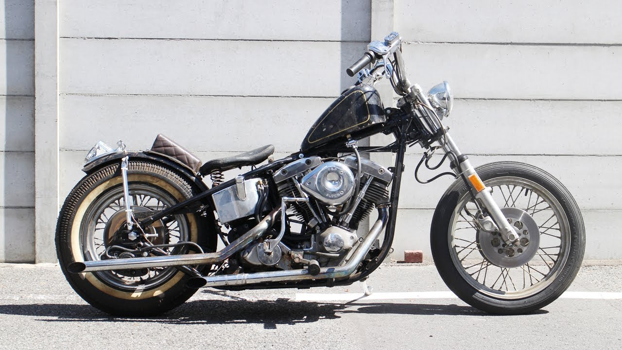 Harley Shovelhead Frames – HD Wallpapers