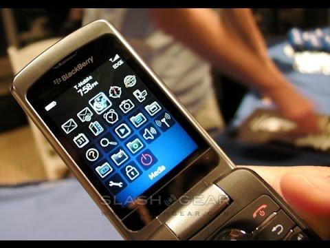 Видео обзор BlackBerry Pearl Flip 8220 (оригинал) - Купить в Украине | vgrupe.com.ua