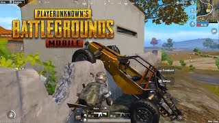 FIRST GAME in MINI ZONE 🔥 PUBG MOBILE | PolGames | Gameplay