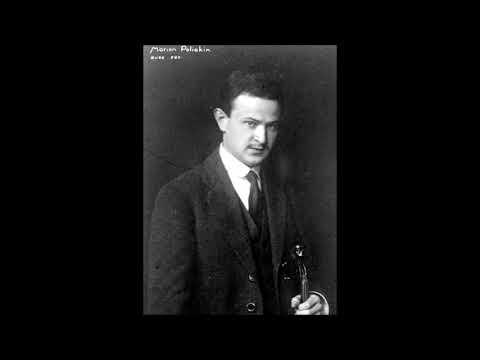 Tchaikovsky Meditation Op.42, No.1 (Polyakin & Yampolsky)