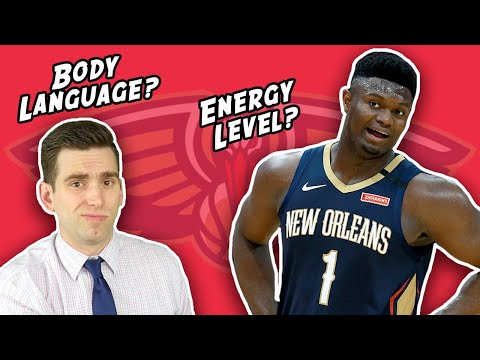 I Went to a Zion Williamson NBA Game & What I Saw WORRIED Me!