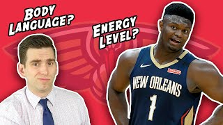 I Watched Zion Williamson Live & Saw A Different Side of Things