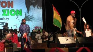 Capleton et Takana Zion Conakry 26 mai 2012
