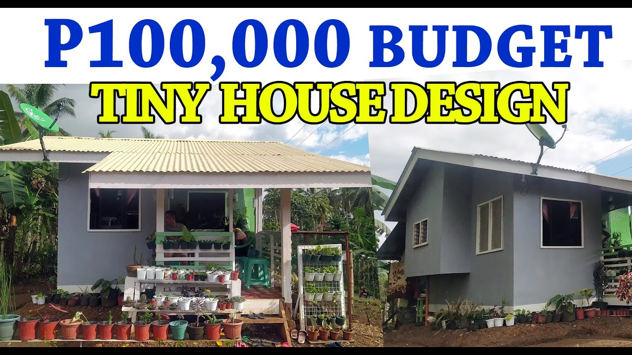 How To Make Your House More Relaxing On A Budget Tiny House Design Worth P100k Philippines Youtube