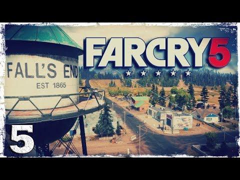 Смотреть прохождение игры Far Cry 5. #5: Битва за Фоллс Энд.