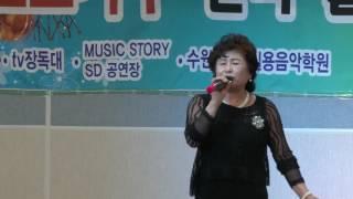 가수 김영숙  단심이 SD music story