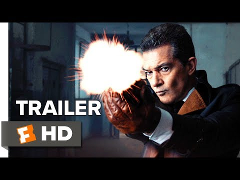 Bullet Head Trailer #1 (2017)   Movieclips Trailers