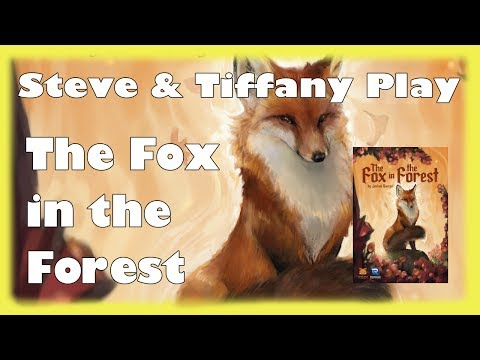 Steve & Tiffany Learn & Play: The Fox in the Forest