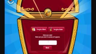 New Treasure Book- Unlocking My Coin Code (Read Description!!!) (5 Codes For EVERYONE)