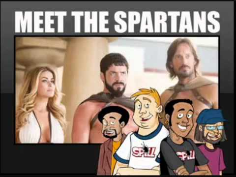 meet the spartans 300 part 1