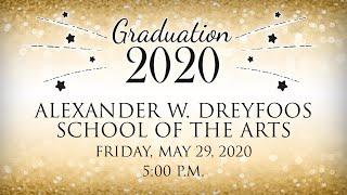 A.W. Dreyfoos School of the Arts Graduation