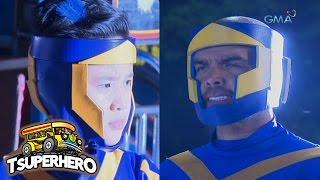 Tsuperhero Bok at Maku maghaharap na Episode 7