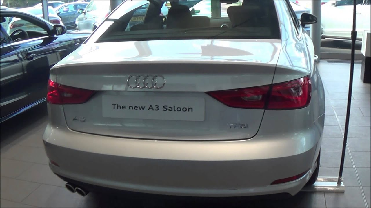 2014 Audi A3 Sedan Saloon Interior And Exterior
