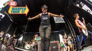 I See Stars - Endless Sky (Live) Vans Warped Tour 2013 Houston, Texas