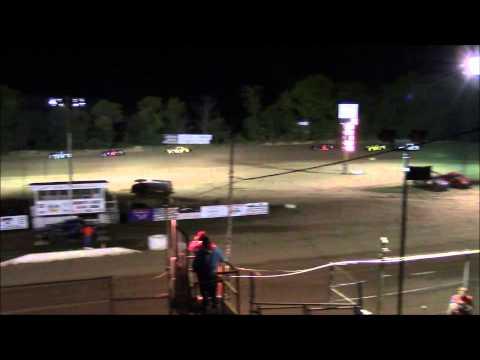 Butler Motor Speedway Street Stock Heat #2 9/12/15