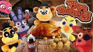 Fnaf Plush - Happy Thanksgiving!!! (2017)