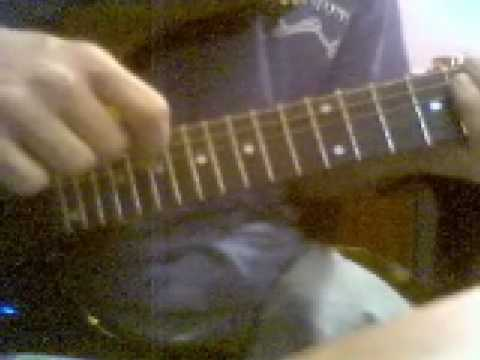 Audioslaves like a stone solo without the whammy pedal. LESSON