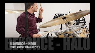 Beyoncé - Halo (Drums Only with Transcription)