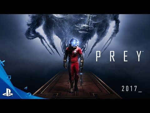Prey - Official Gameplay Trailer   PS4