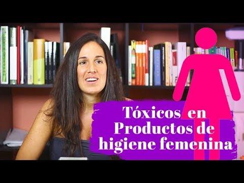 Productos de higiene femenina tóxicos y Alternativas.